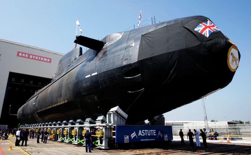 United Kingdom Nuclear Warheads