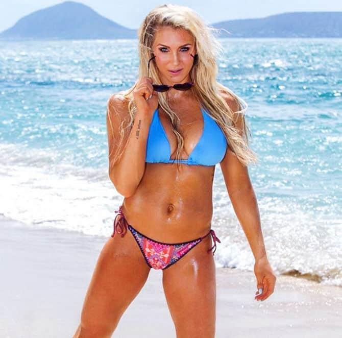 Most Beautiful WWE Women Wrestlers