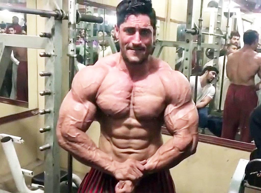 Top 5 Bodybuilders In Pakistan Fitness Pakistan Talent