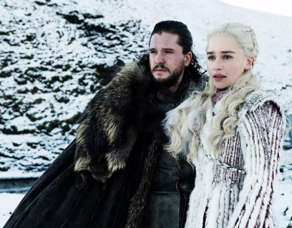 Game of thrones session 8