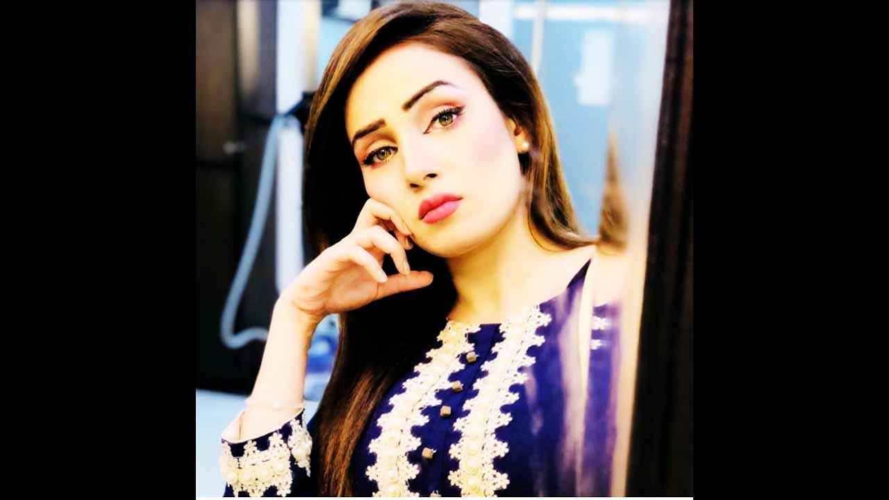 Ayesha Naz News Anchor
