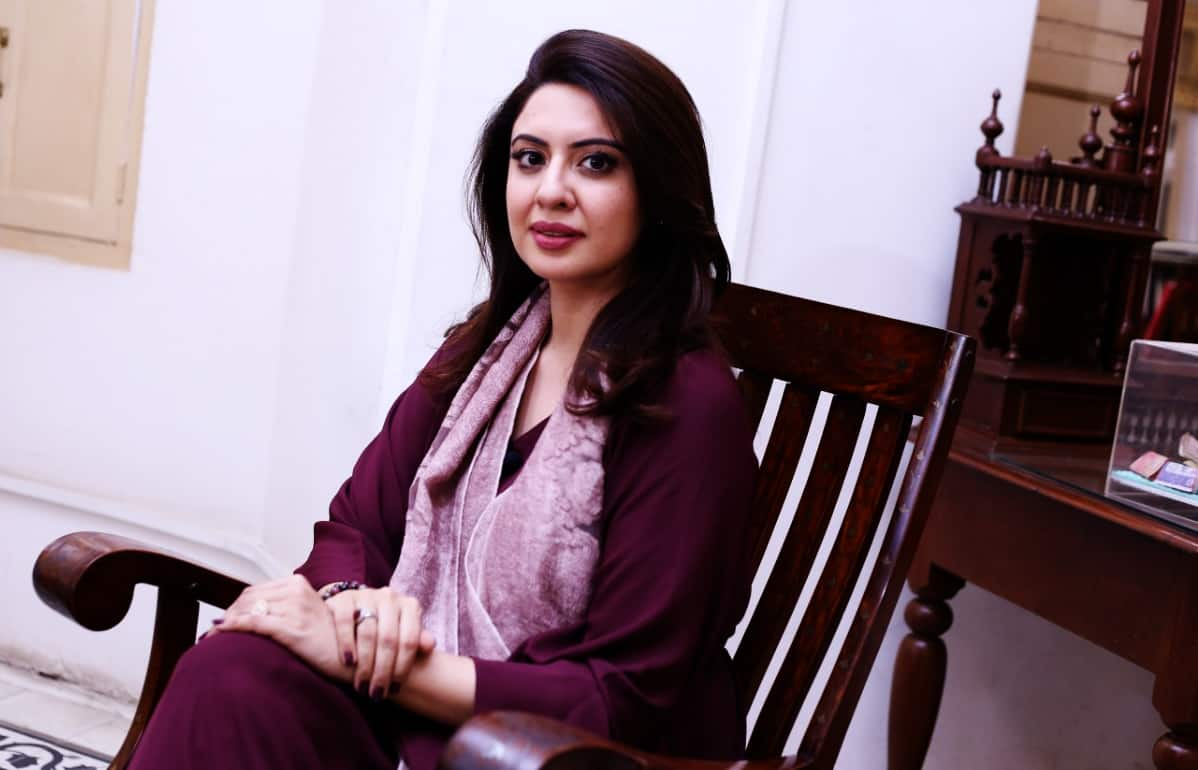 Sidra Iqbal anchor
