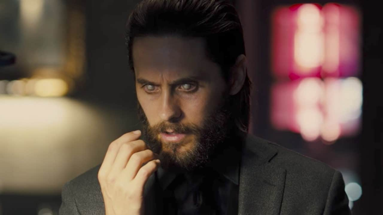 Jared Leto's (Morbius) trailer has viewers on the edges of their seats