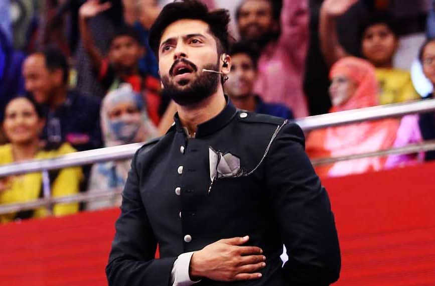 "Coronavirus, Punjab game tour of leading game show ""Jeeto Pakistan"" canceled."