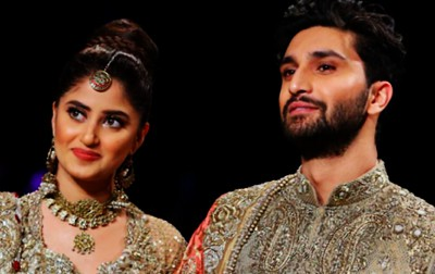 ahad raza mir and sajal ali