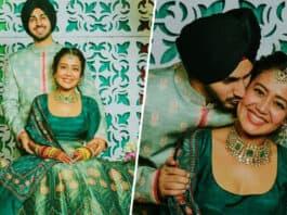 Indian singer Neha Kakkar has chosen her life partner