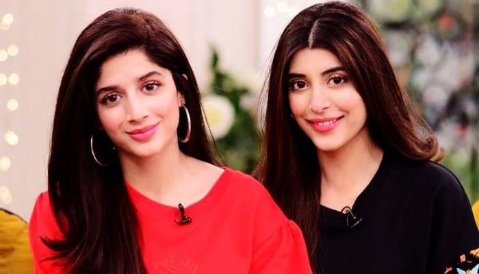 Pakistani Actresses who Are Big Sisters