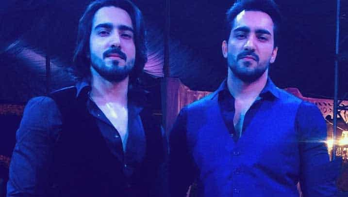 Hammad Farooqi and Faraz Farooqui, Pakistani Actors who Are Twins