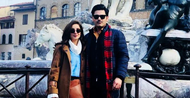 Pakistani Actresses Who Are Travel Freaks