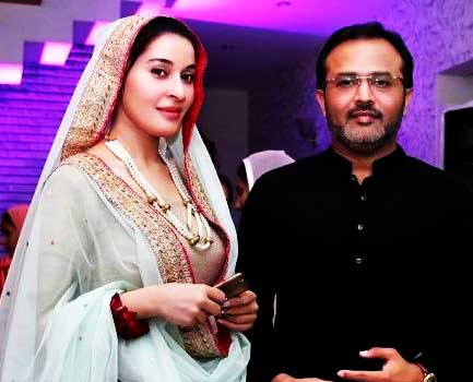 Pakistani Celebrities who Got Arrange Marriage