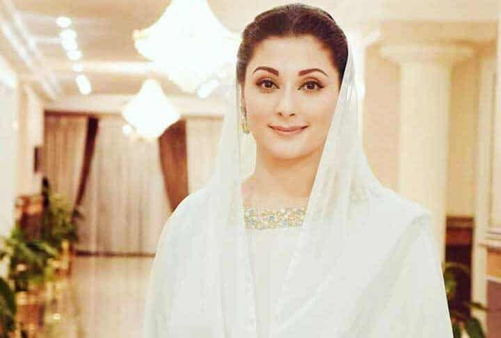 Maryam Nawaz's photo shoot goes viral on social media