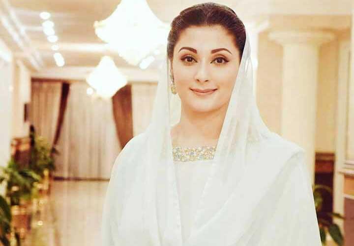 Maryam Nawaz's photo shoot goes viral on social media