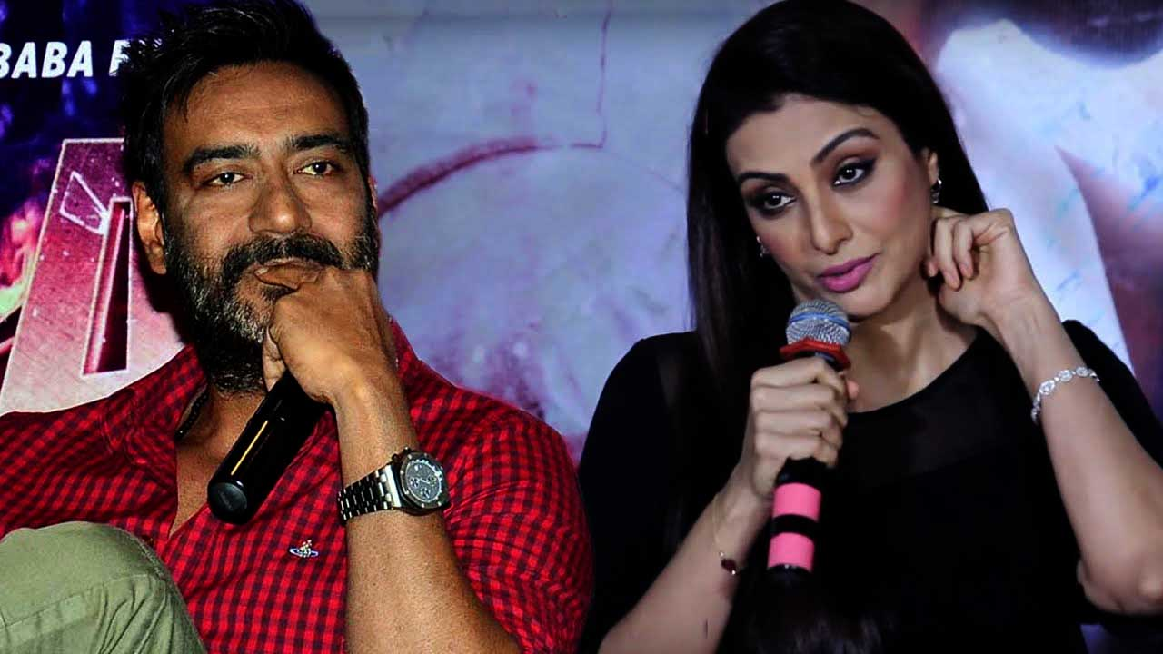 Photo of Tabu blames Ajay Devgan for not getting married