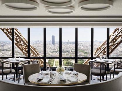 Jules Verne restaurant