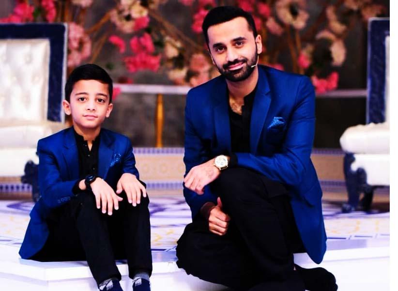 Waseem Badami Family