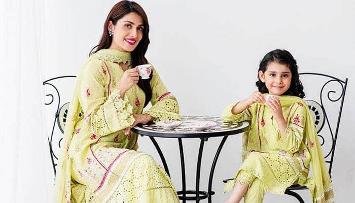 Ayeza Khan daughter