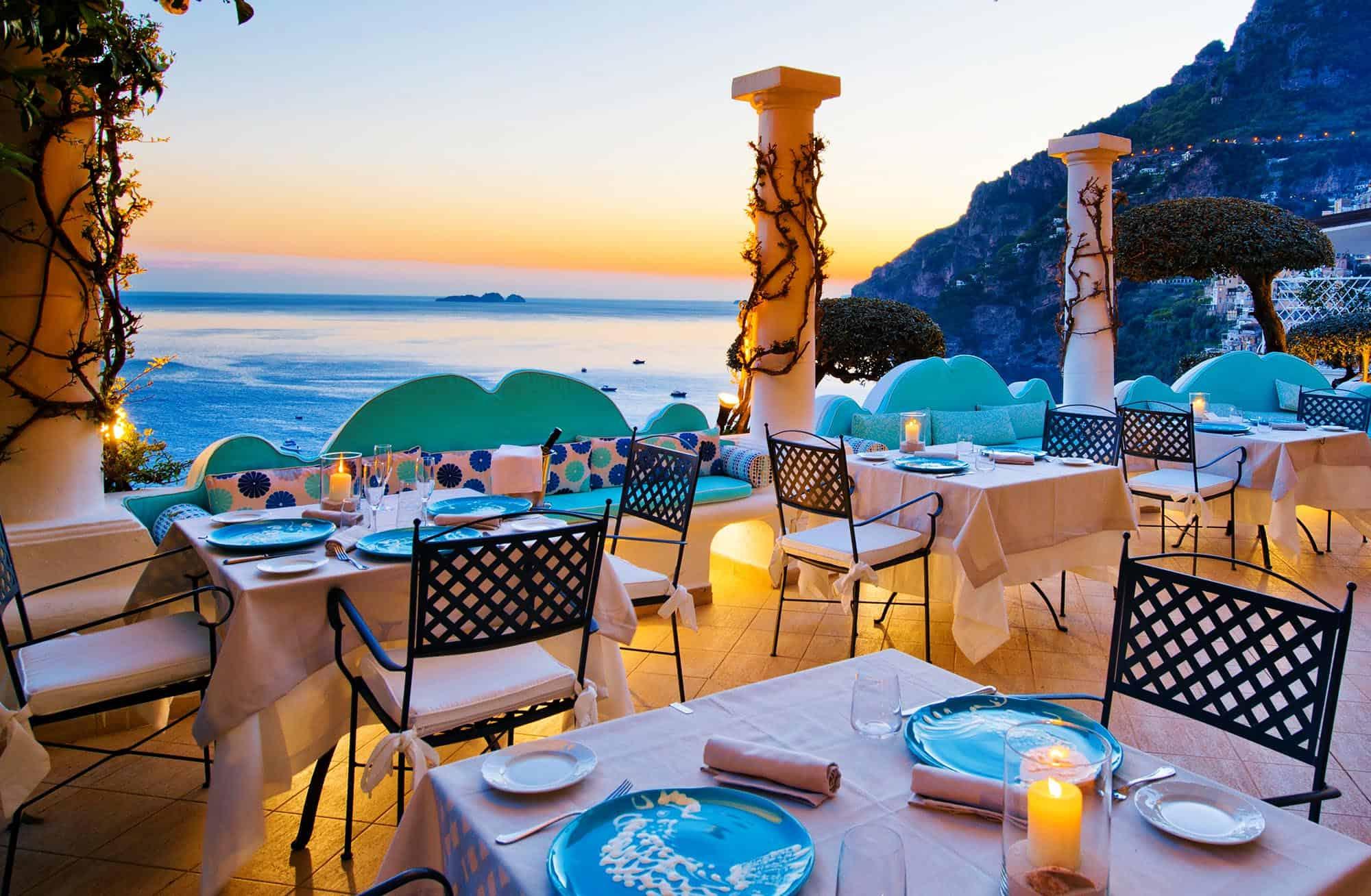 Ristorante La Sponda restaurant