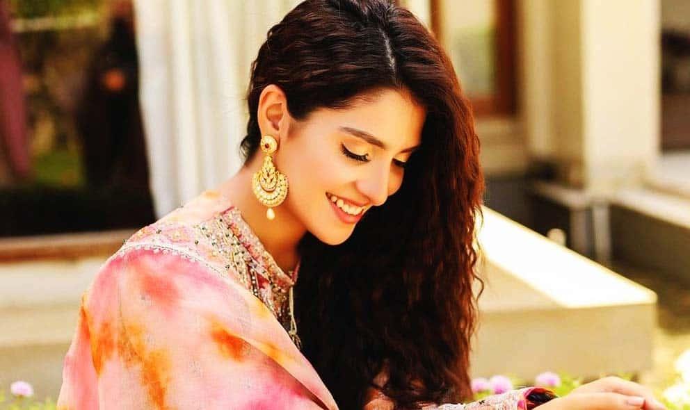 Ayeza Khan Biography