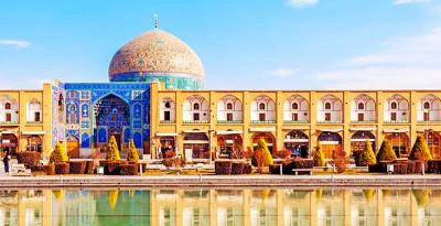 Sheikh Lutfullah Mosque Iran