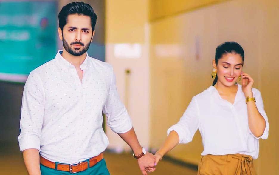 Ayeza Khan Husband