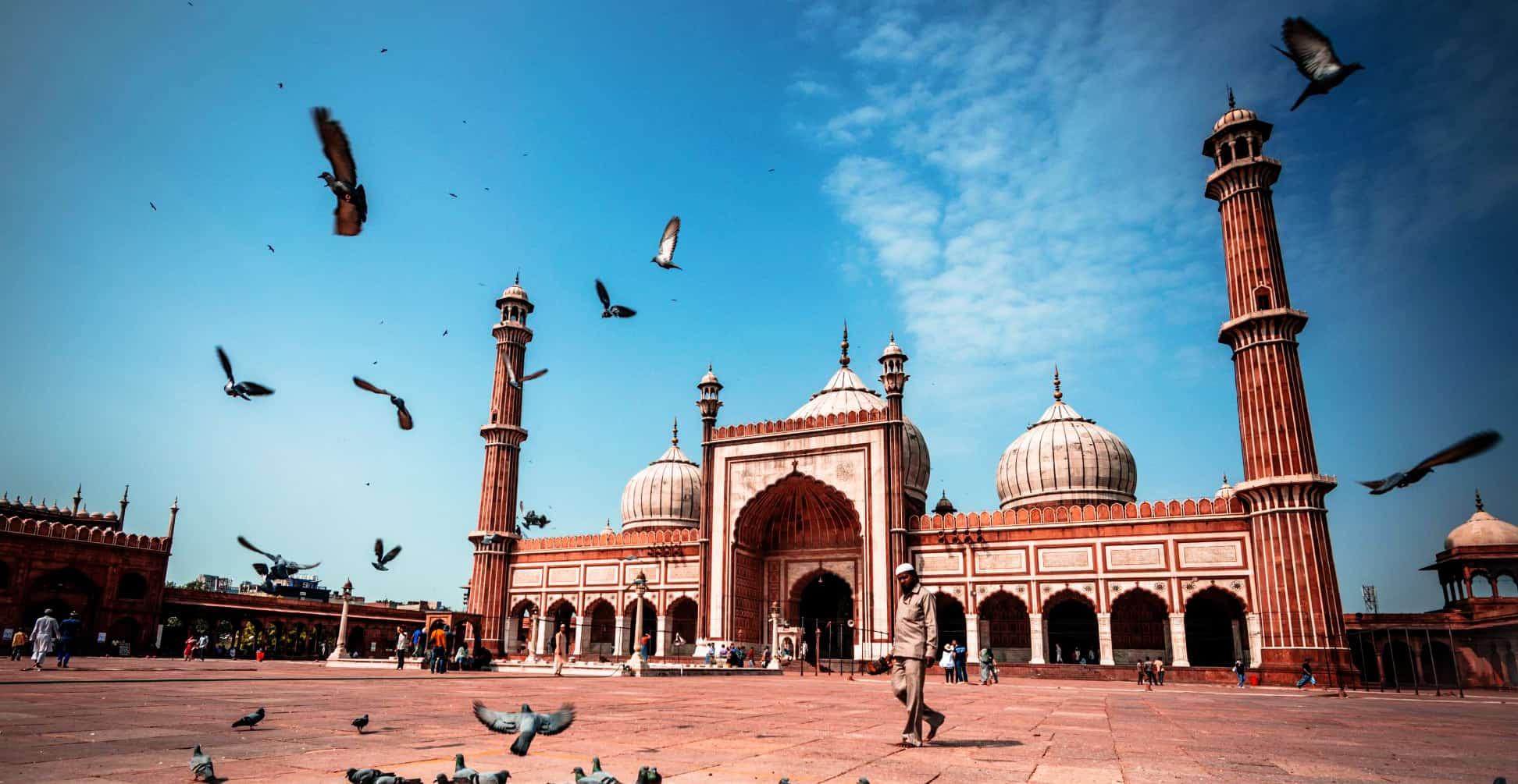 Jama Masjid India