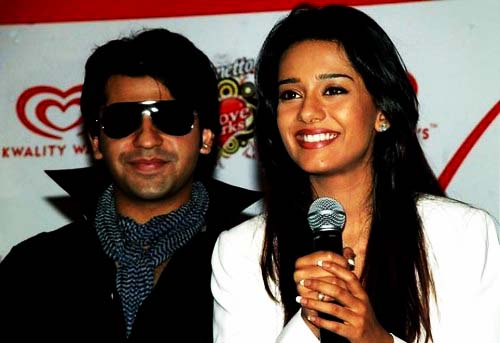 Pakistani and Indian Celebrities affairs