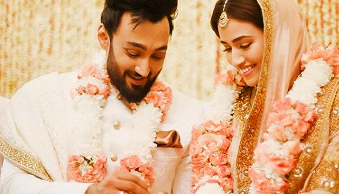 Sana Javed Husband