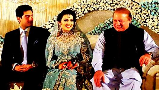 Mehrunisa Safdar and Rahil Munir