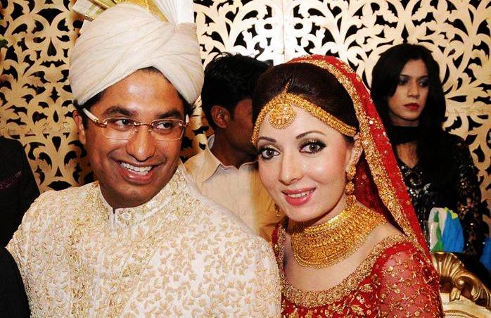 Sharmila Farooqi and Hisham Riaz